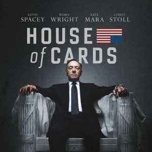 House of cards back on February 27th