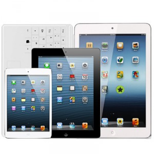 The Ipad Family