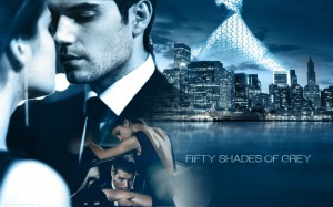 Poster for 50 shades of grey