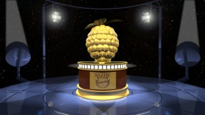 The Razzie awards 2015