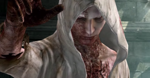 Zombie from The Evil Within