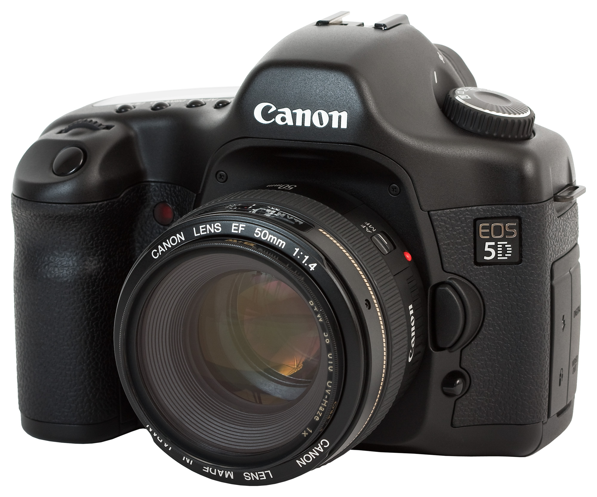 Newest canon digital cameras have 50 6 megapixel sensors for Canon eos 5d full frame