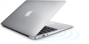 Macbook air the wireless hero