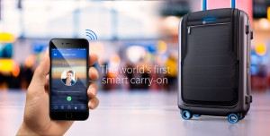 Bluesmart the smart carry-on luggage