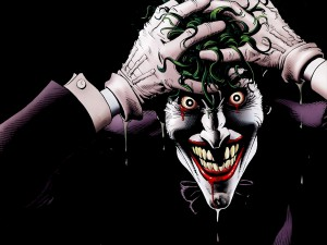 DC Comic Villain The Joker