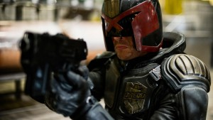 Judge Dredd - the remake