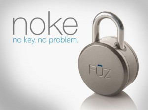 NOKE the bluetooth padlock