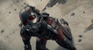 Ant Man trailer shrunk costume