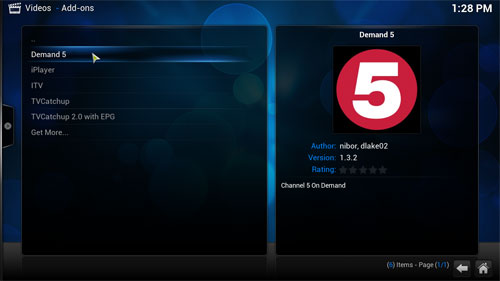 how to add fusion on xbmc