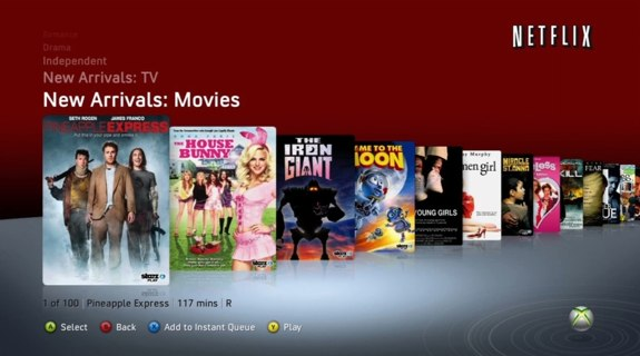 Netflix Uk Sign Mgm Movie Streaming Deal