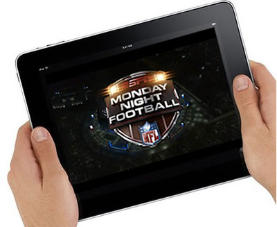 Best options for streaming nfl