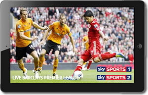 Football streaming coming to NOW TV