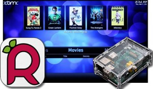 The Raspberry Pi and XBMC make a killer combination