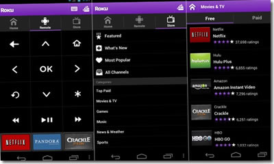 stream to roku from iphone roku adds mirror support to ios app 18044