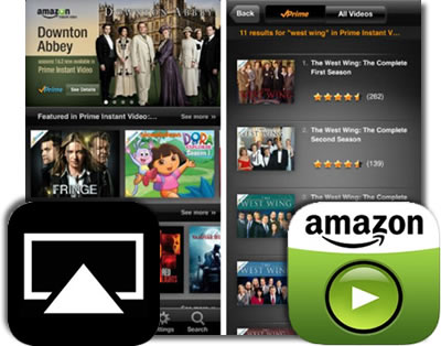 Amazon-instant-airplay