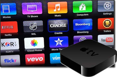 Apple TV Adds New Streaming Channels Including Bloomberg And