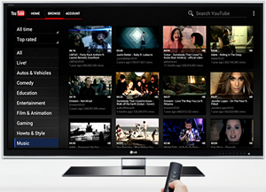 Youtube-smart-tv
