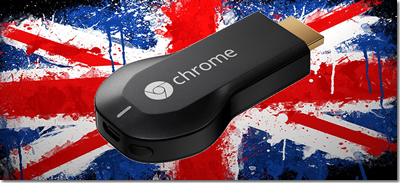 Chromecast-UK
