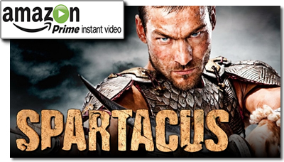 Spartacus-Amazon