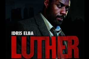 TV show Luther poster