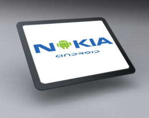 Nokia using Android