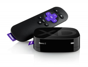 Roku and Rdio