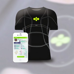 Wearables with connected apps