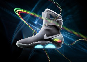 Nike Self-Lacing shoes
