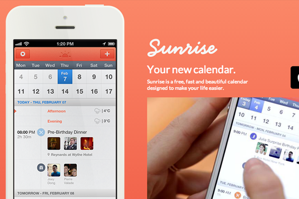 Microsoft Officially Acquires Sunrise- A Popular Android and