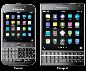 New AT&T Blackberry Classic And Passport Smartphones Will Be Made Available On 2:20:2015