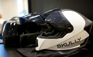 The Skully Helmet - The Fourth Most Popular Crowdfunding Campaign In The History