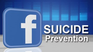 Facebook suicide prevention system