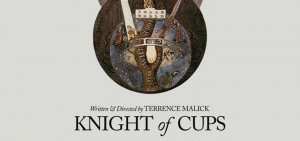 Movie poster Knights of Cups