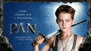 Pan 2015 movie poster