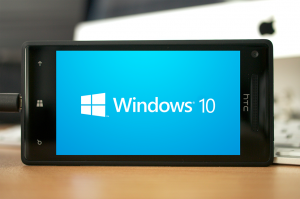 Windows 10 Smartphone by HTC