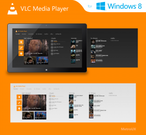 videolan vlc media player for windows 8