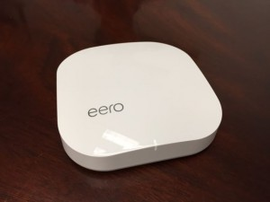 Eero device to cover your wifi needs
