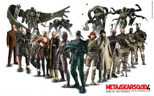 Metal Gear Solid characters