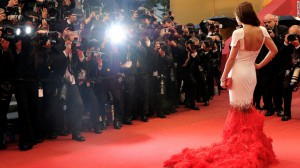 The Red Carpet at Cannes film festival 2014
