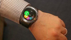 The Urbane smartwatch from LG