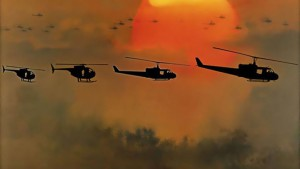 Apocalypse Now in-movie scene
