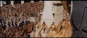 Cleopatra The movie 1963